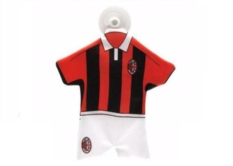 China Lovely Hanging Jersey Towel , Custom Advertising Cute Mini Soccer Jersey supplier